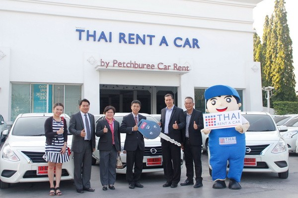 Thai Rent a Car Thailand