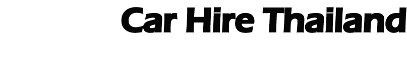Car Hire Thailand